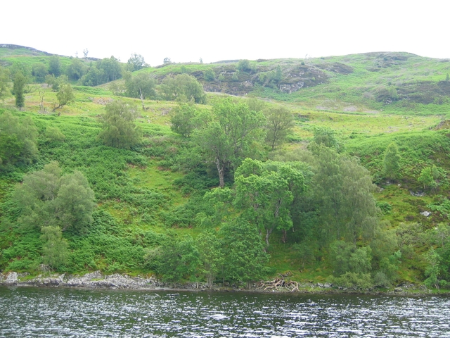 South of Loch Ness