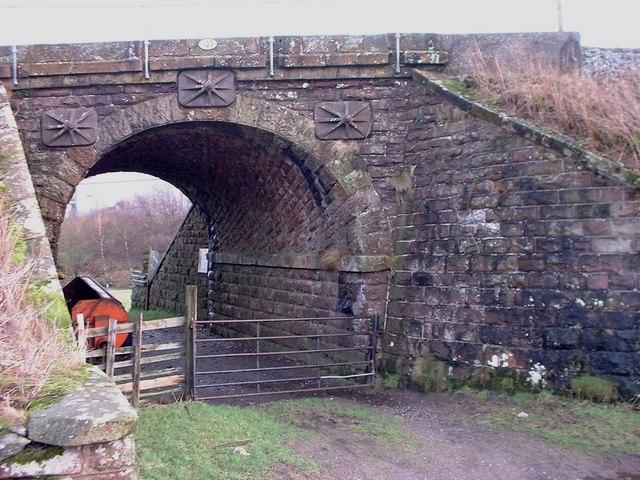 Cattle Creep under the railway line near Tebay