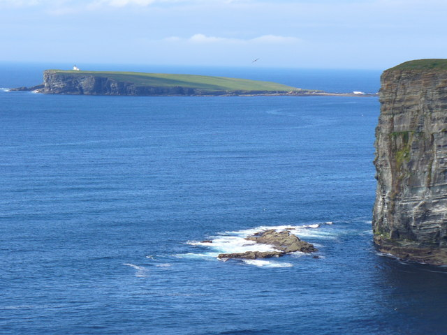 Brough of Birsay from Marwick Head