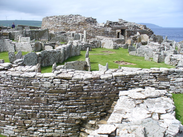 Pictish Village, Broch of Gurness