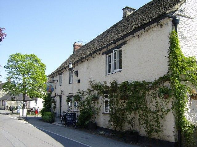Rattlebone Inn, Sherston