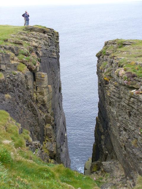 Geo on Brough Head