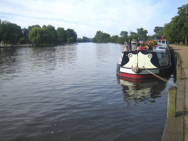 River Thames at Marlow