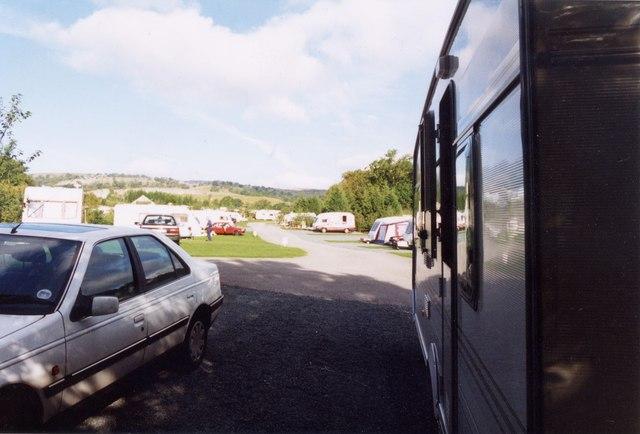 Wharfedale Caravan Club Site