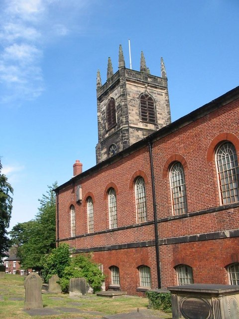 St Peter's Church Congleton