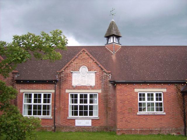 Colbury Memorial Hall