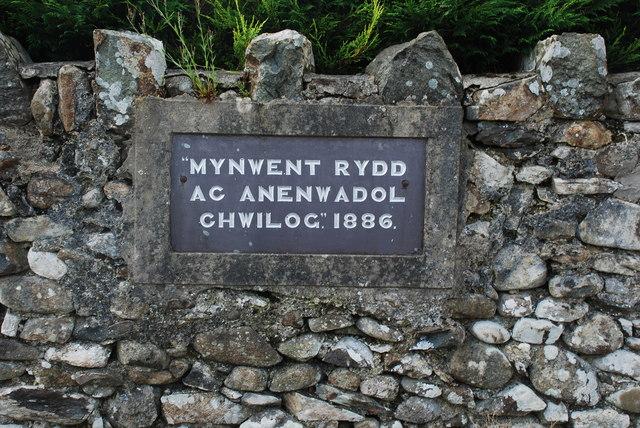 Mynwent Chwilog Cemetery