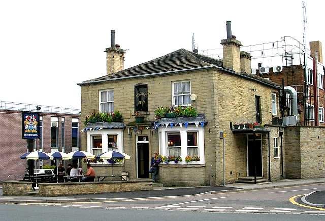 Butchers Arms - Church Lane