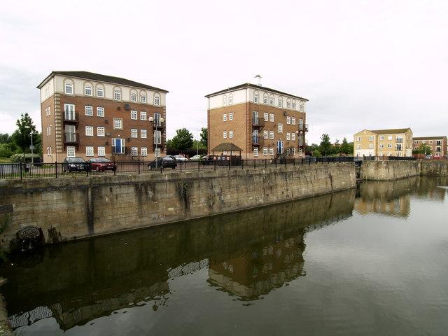 Victoria Dock Half Tide Basin