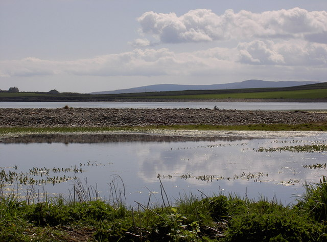 Loch at Roadmire, near Bay of Tuquoy