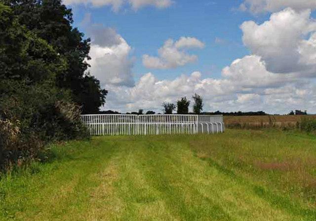 End of Salisbury Racecourse