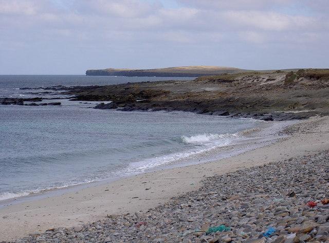 Beach at Bay of Grobust