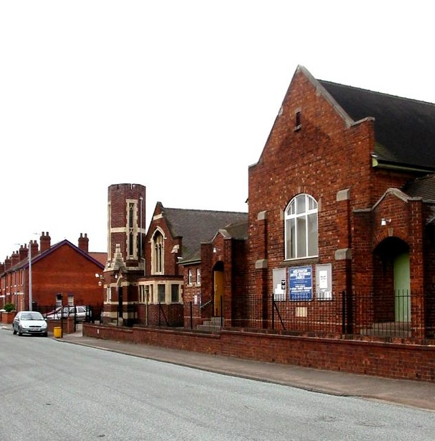Wolstanton Methodist Church