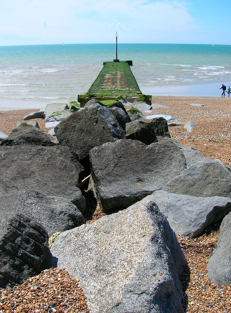 Sea Defences and Outfall