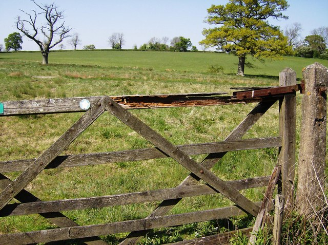 Still just about a gate
