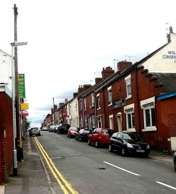 Lily Street Wolstanton