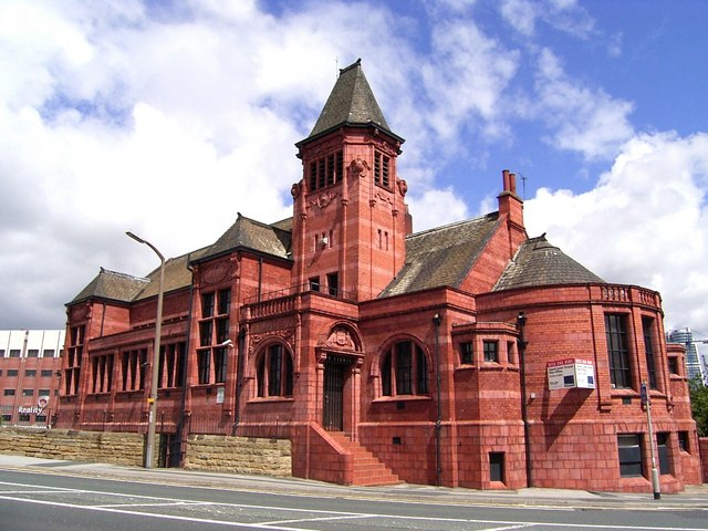 Holbeck Branch Library,   Ninevah Road