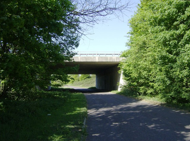 Under the M4