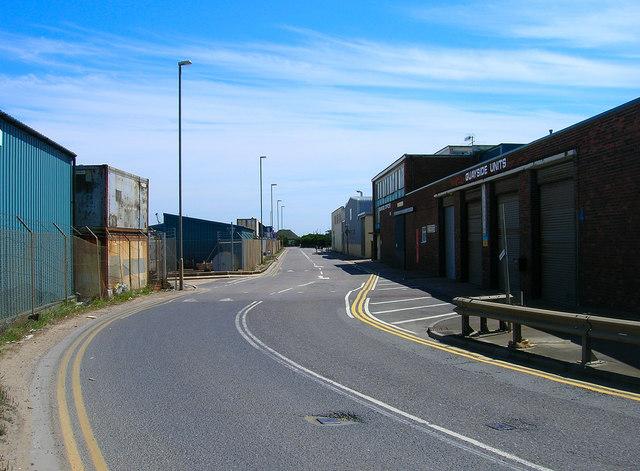 Basin Road South
