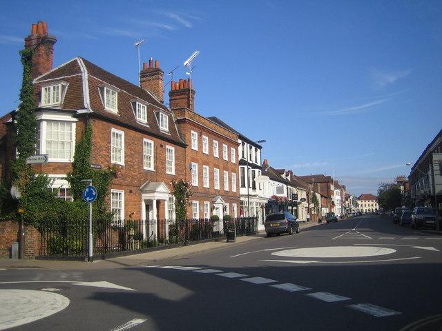 Marlow: High Street