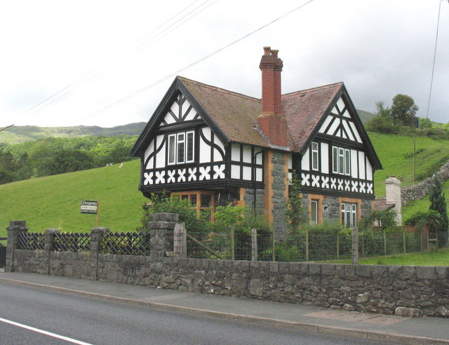 Ty Coch - an attractive Edwardian house