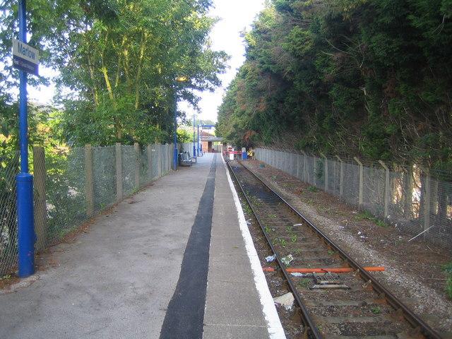 Marlow railway station (1)