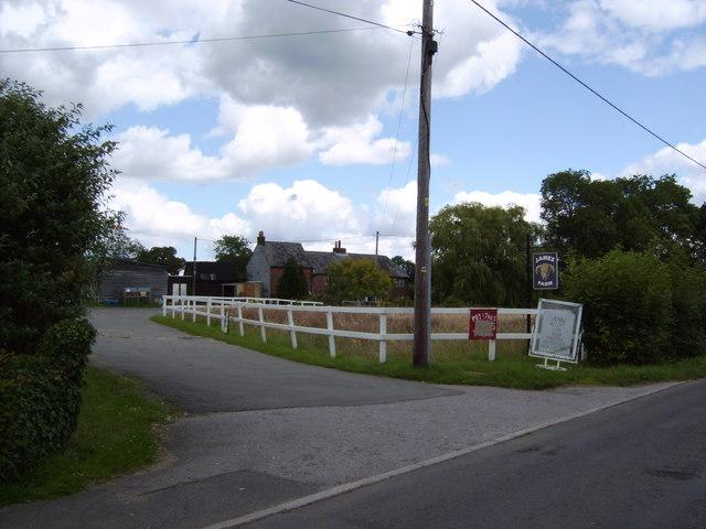 James' Farm, Winsor