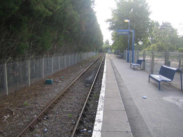 Marlow railway station (2)