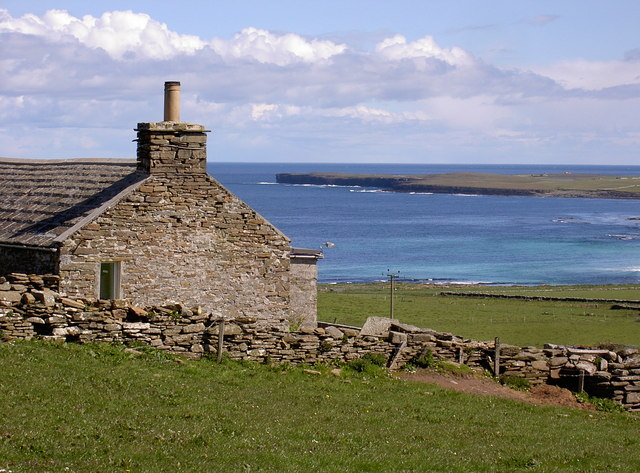 Skethaquoy, Dykeside, Westray