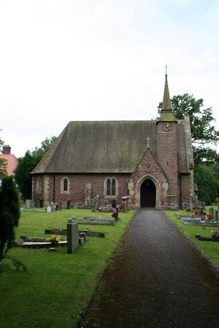 Tallwrn Green Church