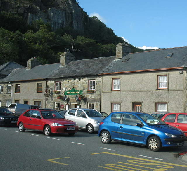 The Union Inn, Y Sgwar, Tremadog