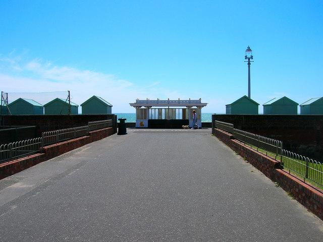 Shelter, Western Esplanade