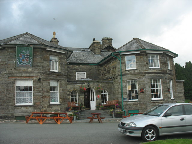 The Oakeley Arms, Tan-y-bwlch