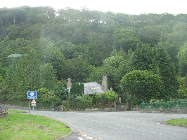 The Lodge, Tan-y-bwlch