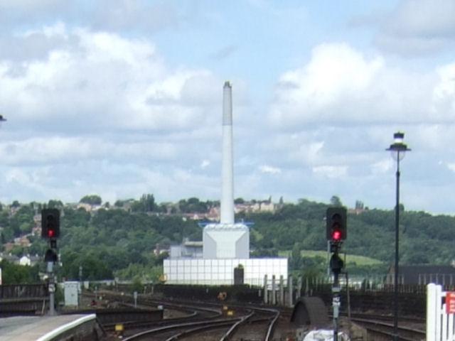 Huddersfield Incinerator
