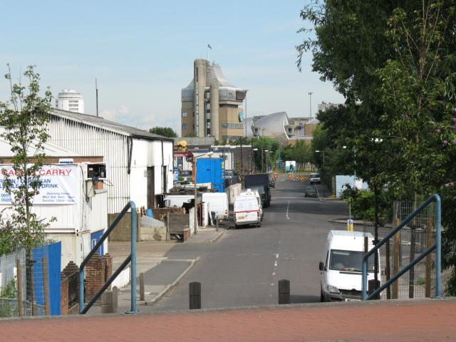 Eastmoor Street, Charlton
