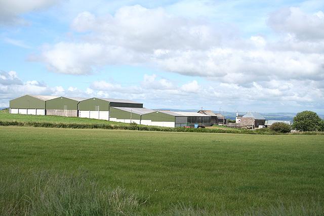 Yarnscombe: Churchcombe Farm