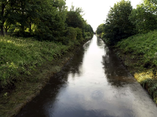 The Fast Flowing Holderness Drain
