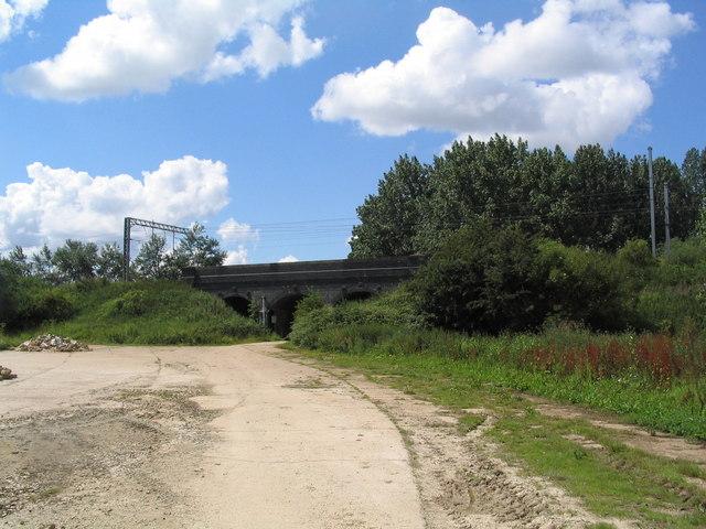 Railway bridge, De Ramsey's Culvert