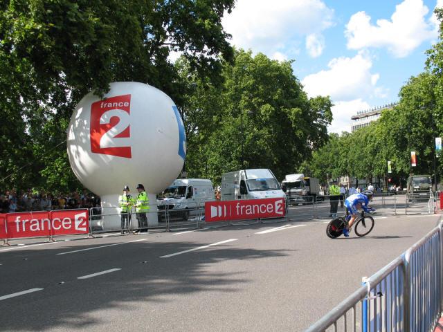 Tour de France at Hyde Park Corner (1)