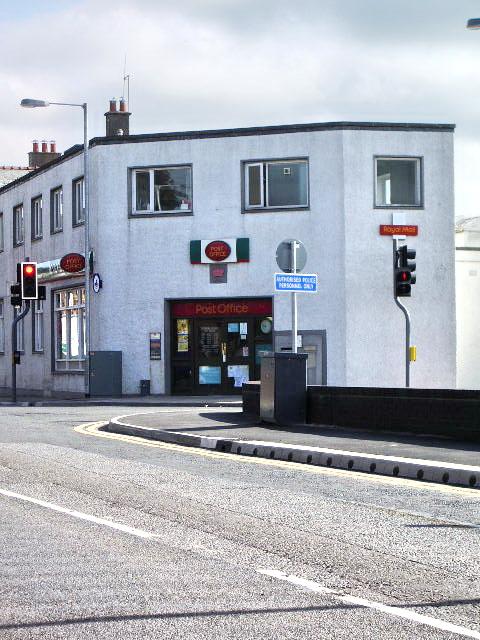 Post Office, Lockerbie