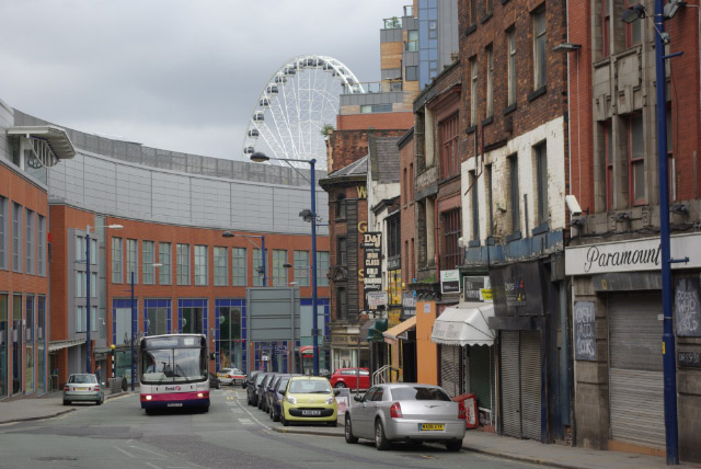 Shudehill, Manchester