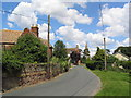 TL2877 : Entering Broughton by Tim Heaton