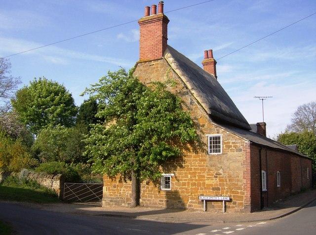 Corner of Blacksmith's Lane