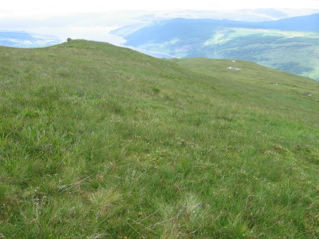 West ridge of Binnein an Fhidhleir