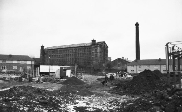 Drummond's Mill