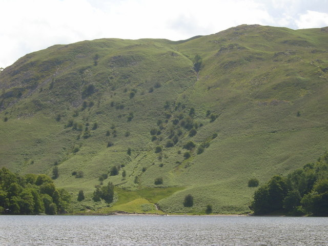 Grasmere looking towards Loughrigg
