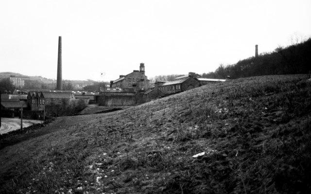Armitage Bridge Mills