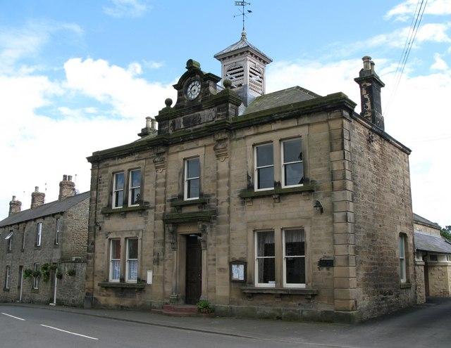 Wark Town Hall