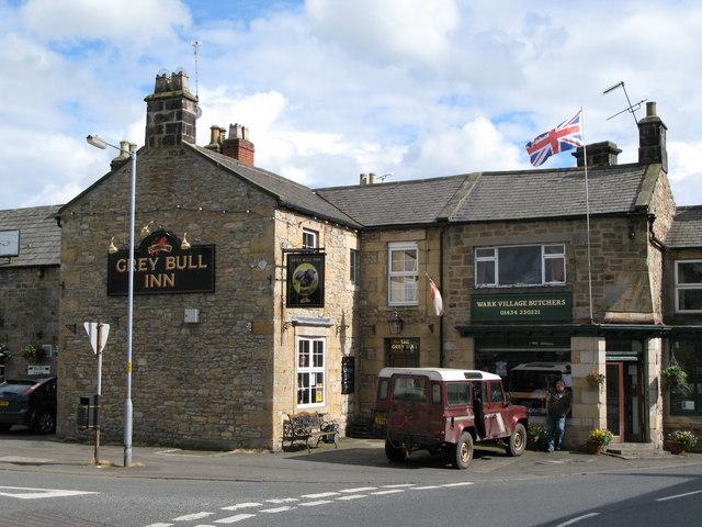 The Grey Bull Inn